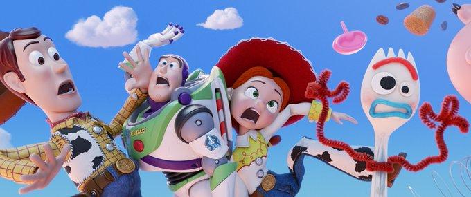 Trailer de Toy Story 4