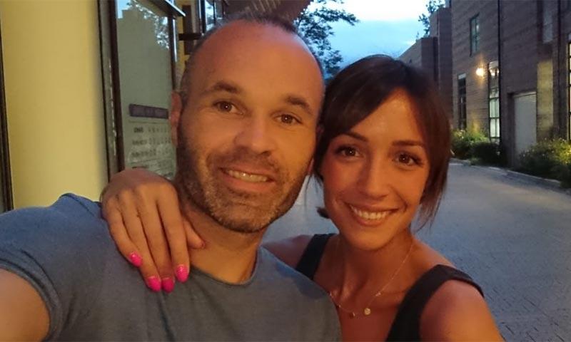 Andrés Iniesta y Anna Ortiz recuerdan cómo fue su romántica historia de amor https://t.co/Kj1uR1UnQT