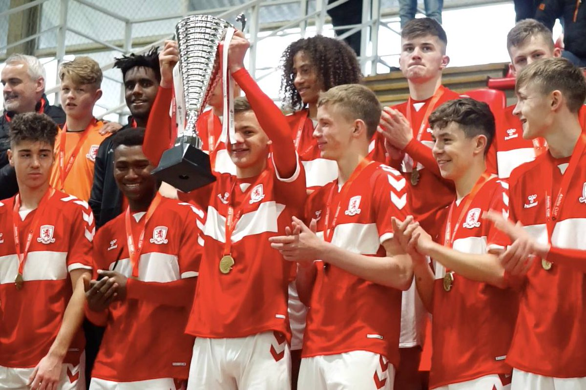 #Boros Academy were champions on the continent at the weekend 🏆🔴⚪️ Heres more ➡️ bit.ly/2qFZjQ2 #UTB