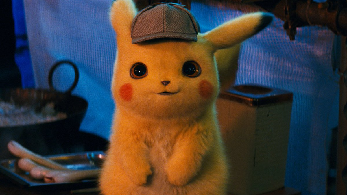 Partner up with a legend. @VancityReynolds is #DetectivePikachu in theaters Summer 2019!
