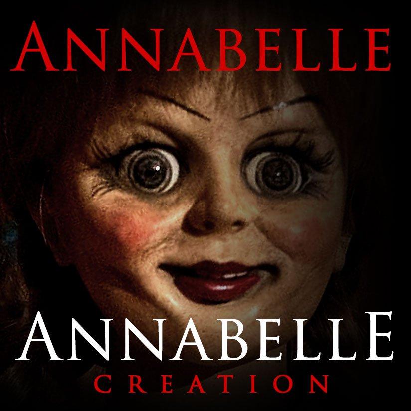 annabelle hashtag on twitter