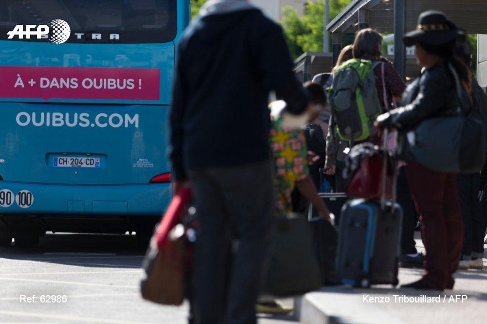 BlaBlaCar va racheter Ouibus à la SNCF (entreprises) #AFP
