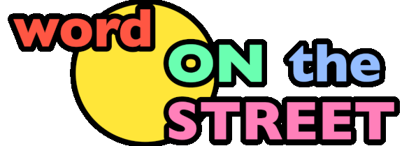 "Image result for ""word on the street"" clipart"