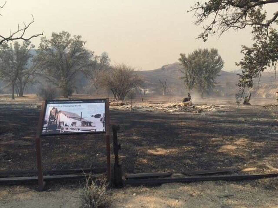 Morrison Ranch in Agoura destroyed by Woolsey fire, adding to list of local mountain landmarks gone
