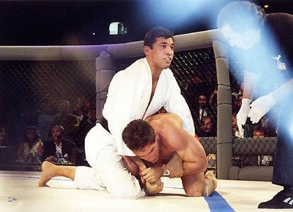 Fans expected a blood bath in every fight. But what they saw was a skinny Brazilian fighter named Royce Gracie dominate everyone with minimal violence. No one expected this.
