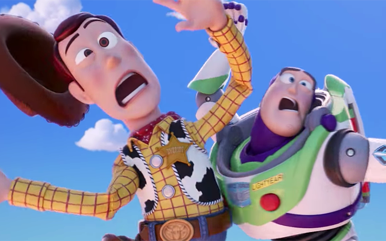 They're back! Watch the first teaser trailer for Toy Story 4.   https://t.co/AHK1q2JibA