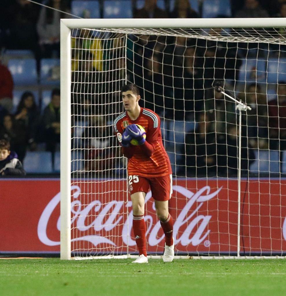 Contento con la victoria y el gran partido del equipo! #HalaMadrid