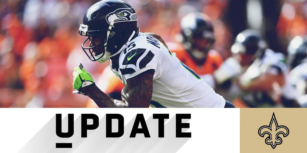 Saints sign WR @BMarshall: https://t.co/4CIf072BYQ #GoSaints https://t.co/Oo8jOQovcx