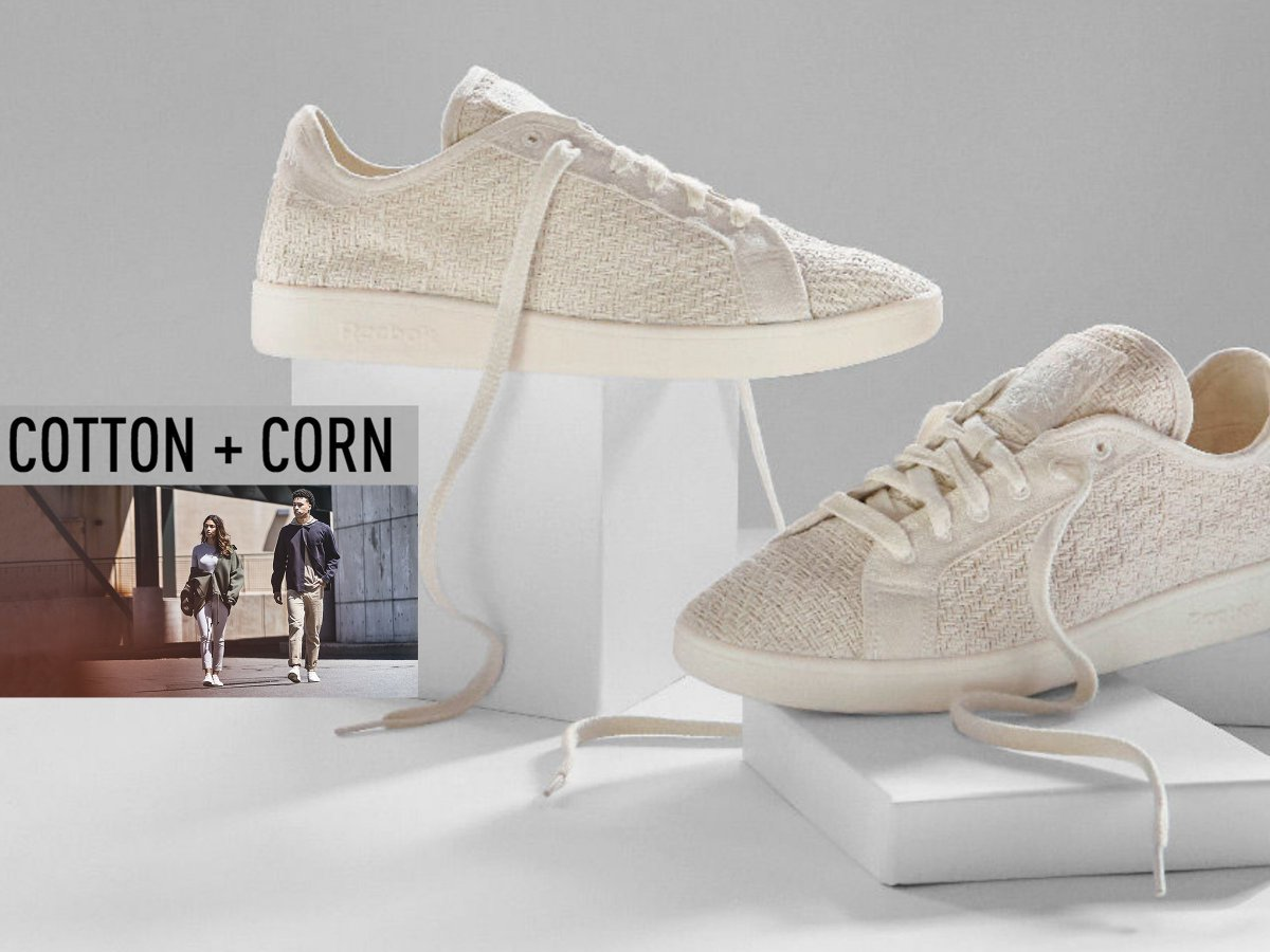 Reebok just restocked the plant-based  Cotton + Corn  shoe. The Susterra f0dec5b51