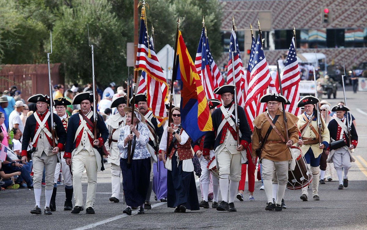 Tucson's Veterans Day parade starts at 11 a.m. today https://t.co/5UFlm7a2eq