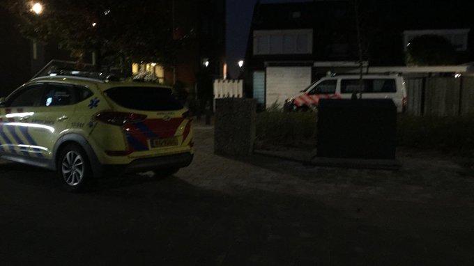 Aan de Drijver in Maassluis is een stoffelijk overschot aangetroffen. Politie doet onderzoek https://t.co/AyfjjmbdYD
