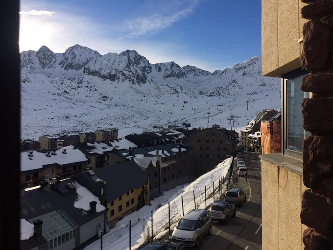 🙌❄️#pasdelacasa 📷 nakiealmundo gràcies #andorra #pirineus