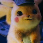 Detective Pikachu Twitter Photo