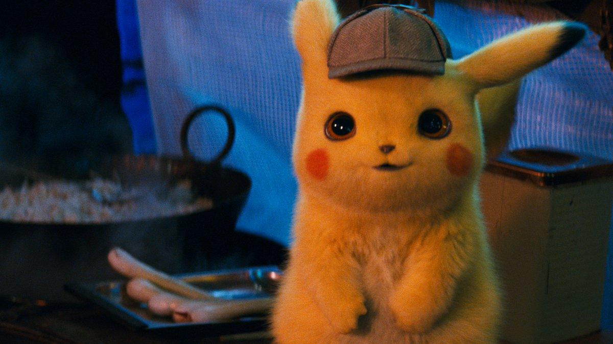 Partner up with a legend! POKÉMON #DetectivePikachu is vanaf 8 mei te zien in de #bioscoop!