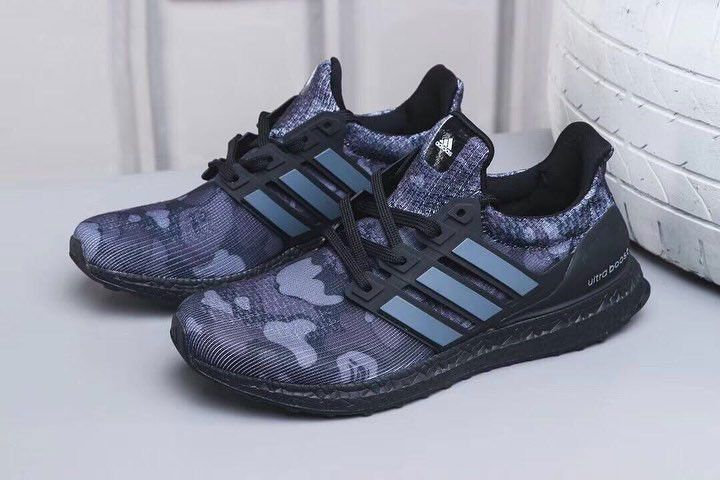 502d0b3aeae93 First Look at the BAPE x adidas Ultra Boost