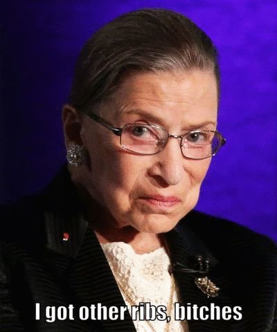 #NotoriousRBG Latest News Trends Updates Images - AngryBlackLady