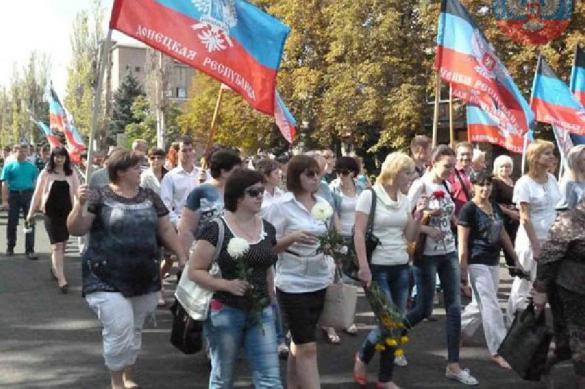 Кремль оценил итоги выборов в ДНР и ЛНР Фото