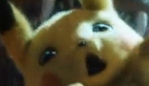 Me: I'm kind of burnt out on Pokémon . Detective Pikachu: *Exists* Me: