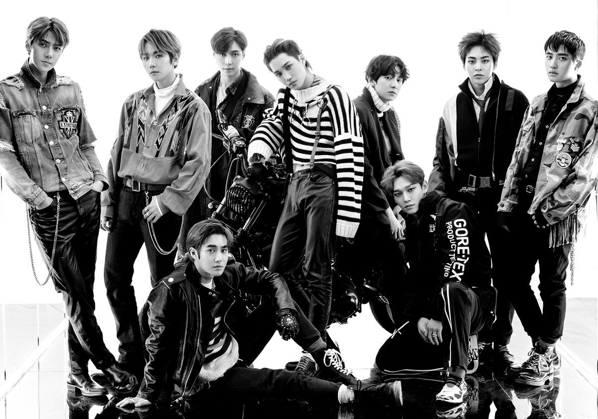 #Tempo by @weareoneEXO passed 100,000 #Shazams 🎉🎉🎉  Show some love here ---> https://t.co/wpxQANFNP9
