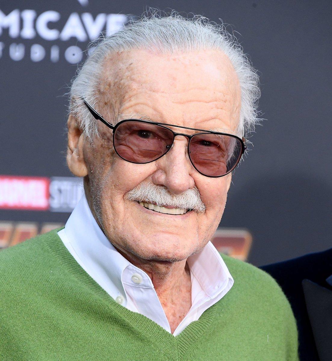 Legendary comic-book writer Stan Lee has passed away.