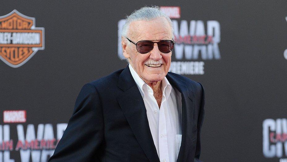 Breaking: Stan Lee, Marvel Comics' real-life superhero, dies at 95  https://t.co/tC14PgChBc