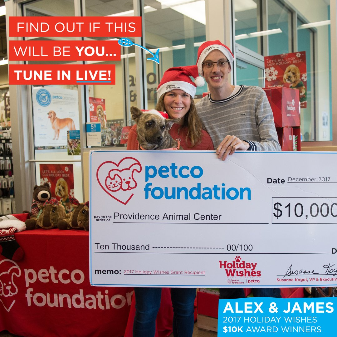 Did you submit a KC Pet Project adoption story? Tune in to see the winners of #holidaywishes this Friday!