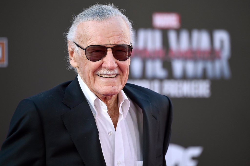 Rest In Peace to a man who has affected my life so much with his stories and characters, Stan Lee will be greatly missed by so many. Hope it's excelsior up there in heaven ❤️