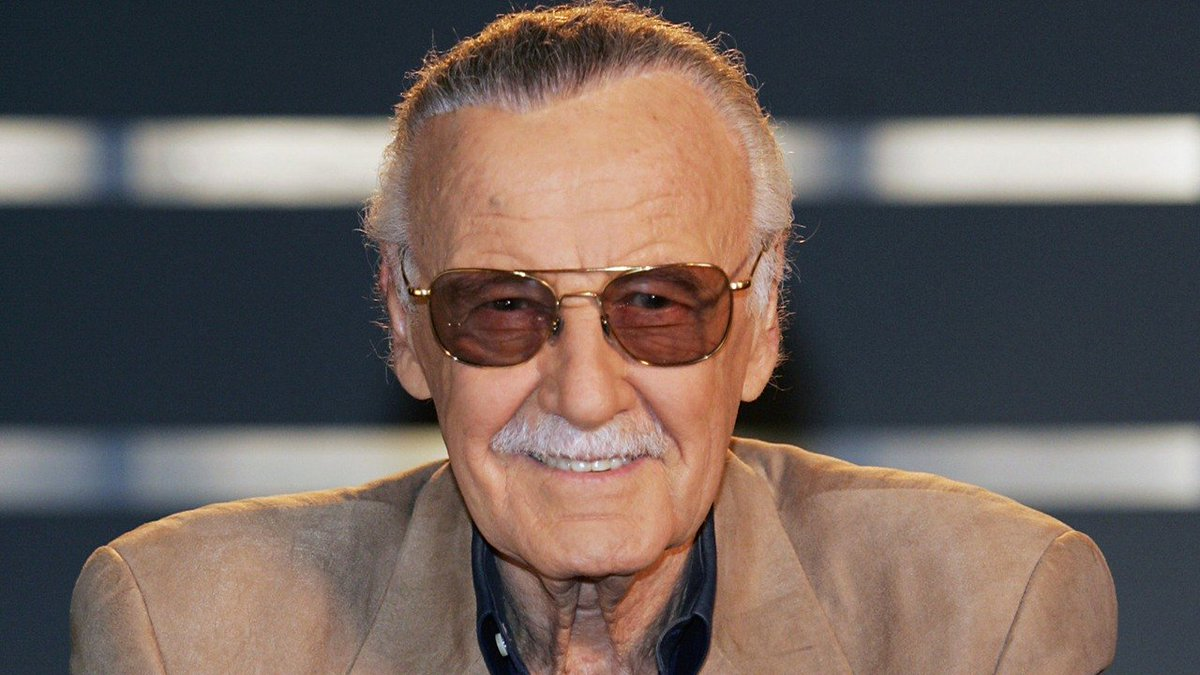 BREAKING: Stan Lee has died at the age of 95.   https://t.co/jvuEYklg34