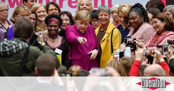 L'Allemagne fête discrètement les cent ans du suffrage féminin https://t.co/NaPvJUEHOm