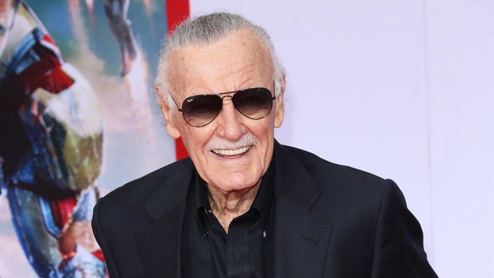 BREAKING: Stan Lee, Marvel comicbook legend, dies at 95 https://t.co/kO8fmoDWxf