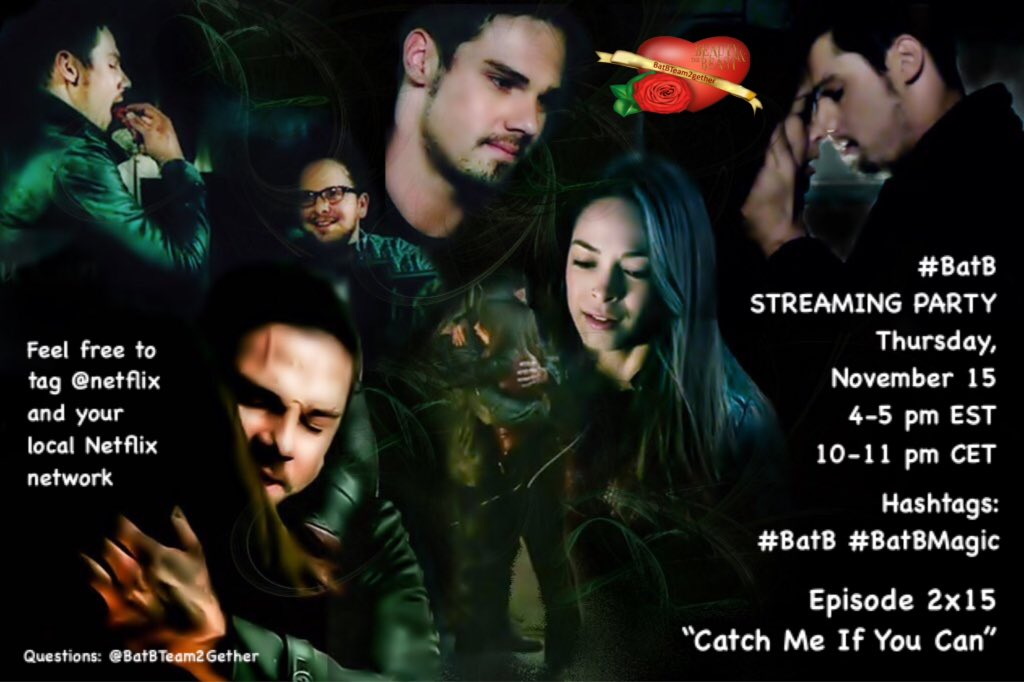 Ina Batb On Twitter Join The Batb S2 Streaming Party On Thursday