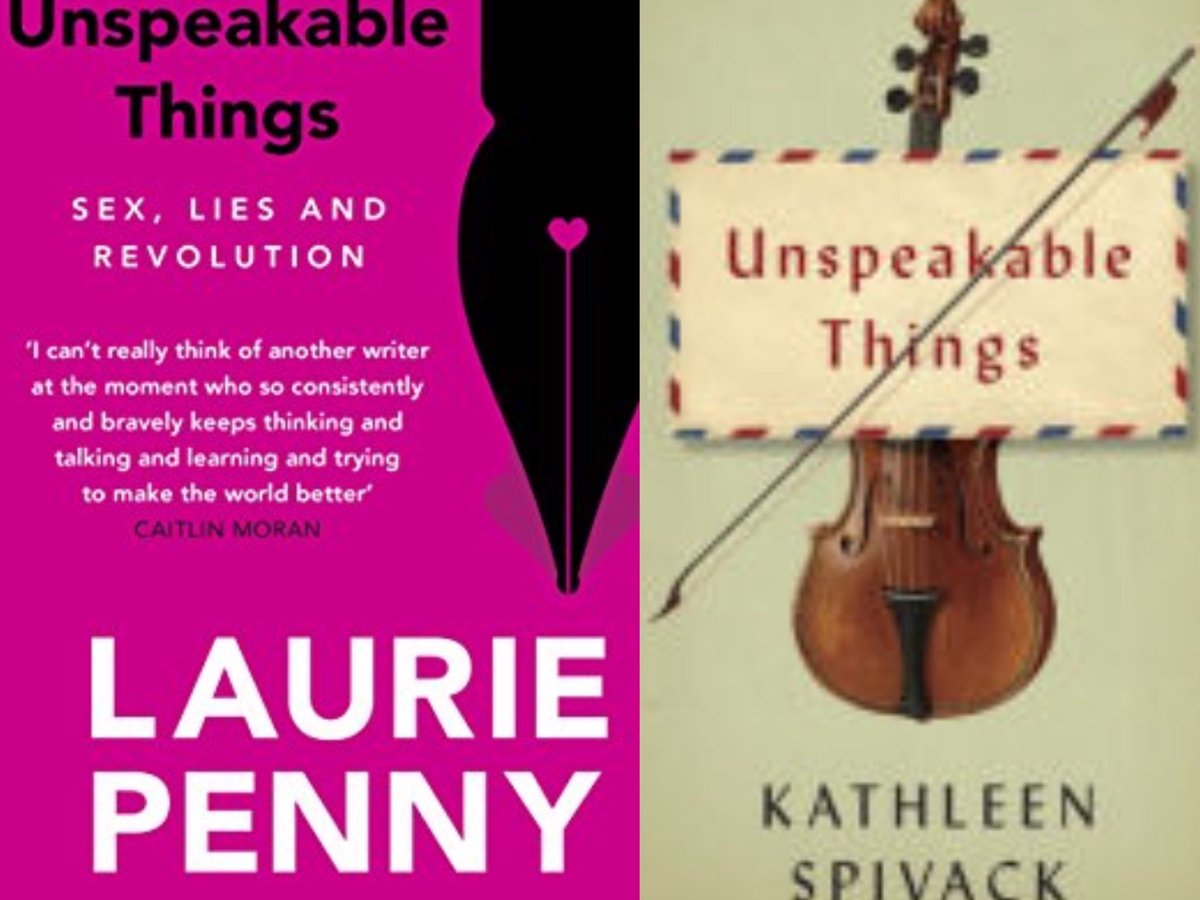 unspeakable things laurie penny - HD1200×900