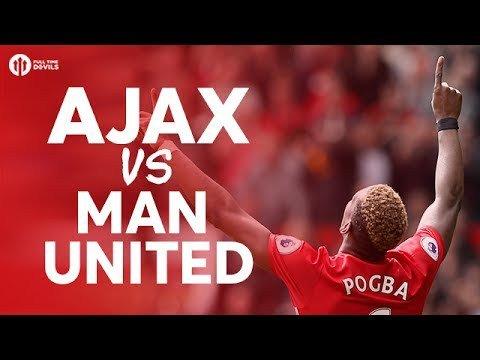 Ajax vs Manchester United | EUROPA LEAGUE FINALPREVIEW https://t.co/s7O28i6dBI https://t.co/peGrbchTGn