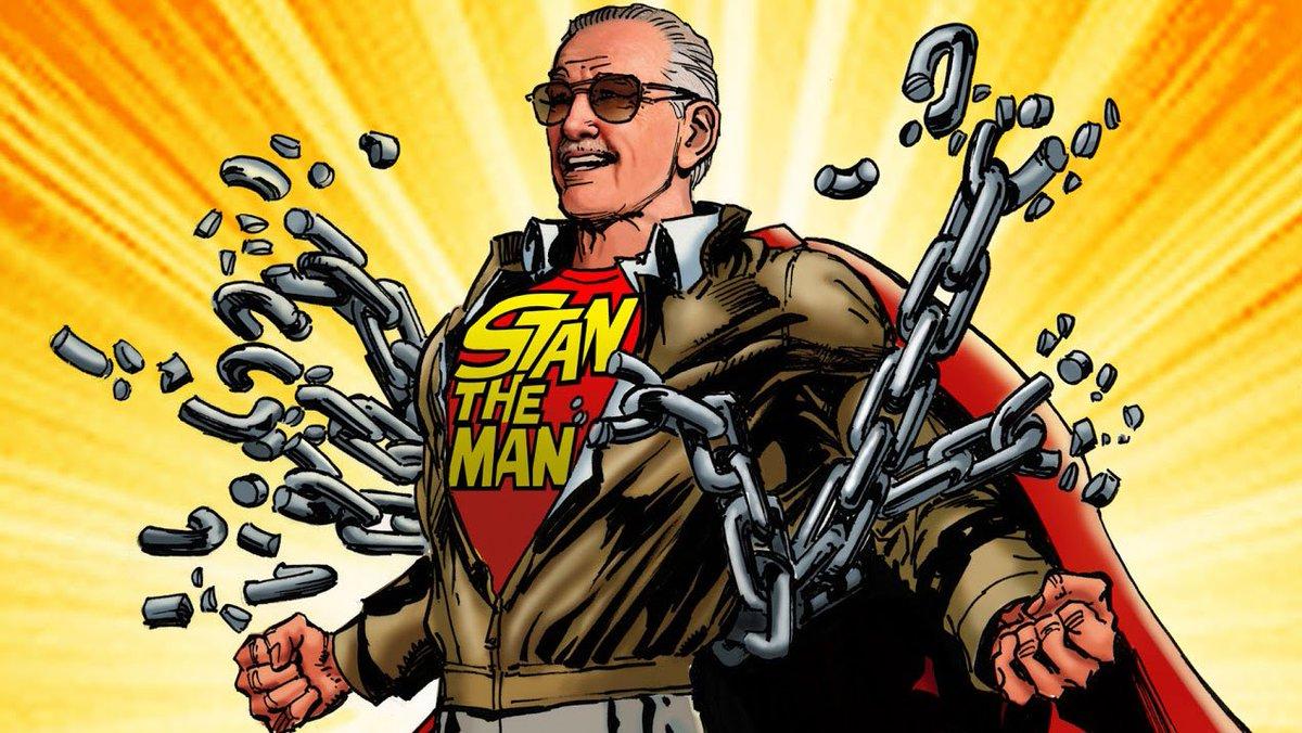 World Mourns Legendary Marvel Comics' Creator Stan Lee, Dead at 95 Dr0wYaEV4AAVUu6