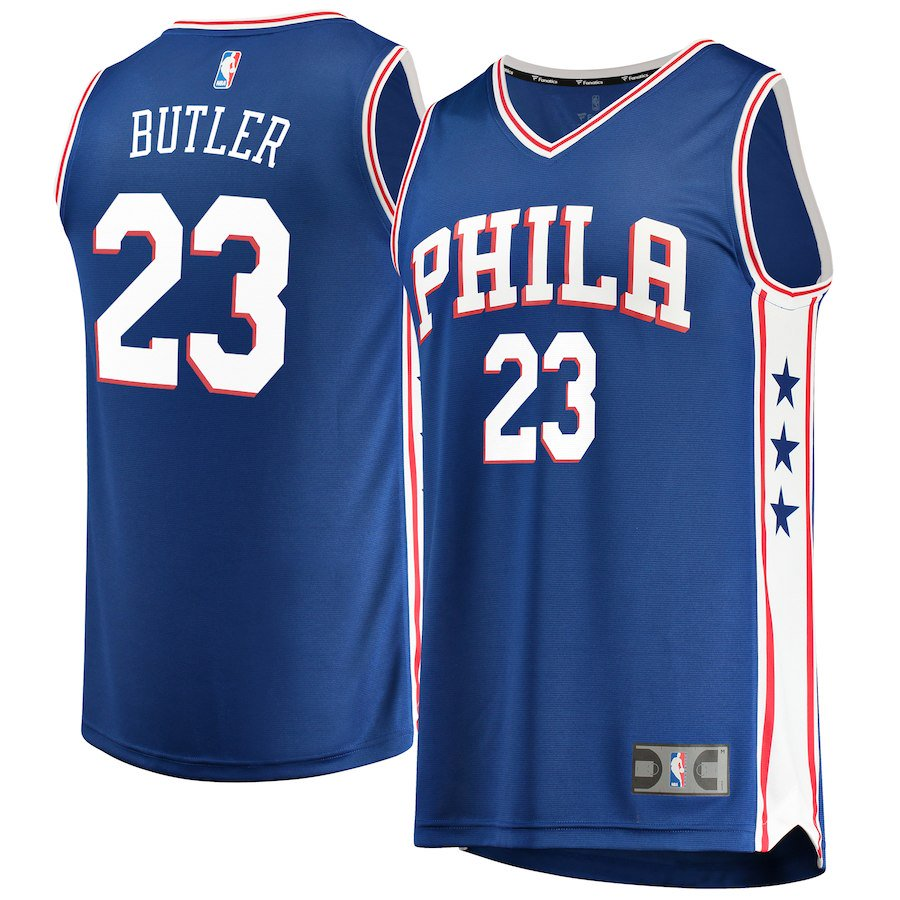 🔥HOT OFF THE PRESS 🔥 @JimmyButler X @sixers jerseys now available on.nba.com/2PTUxNc