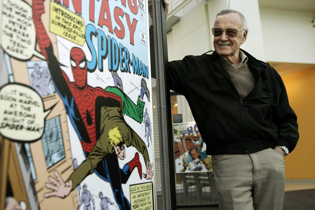BREAKING: Stan Lee has died at age 95.   The famed comic book mogul was known for co-creating Spider-Man, X-Men and other Marvel franchises. He was recently accused of sexual misconduct by multiple women.