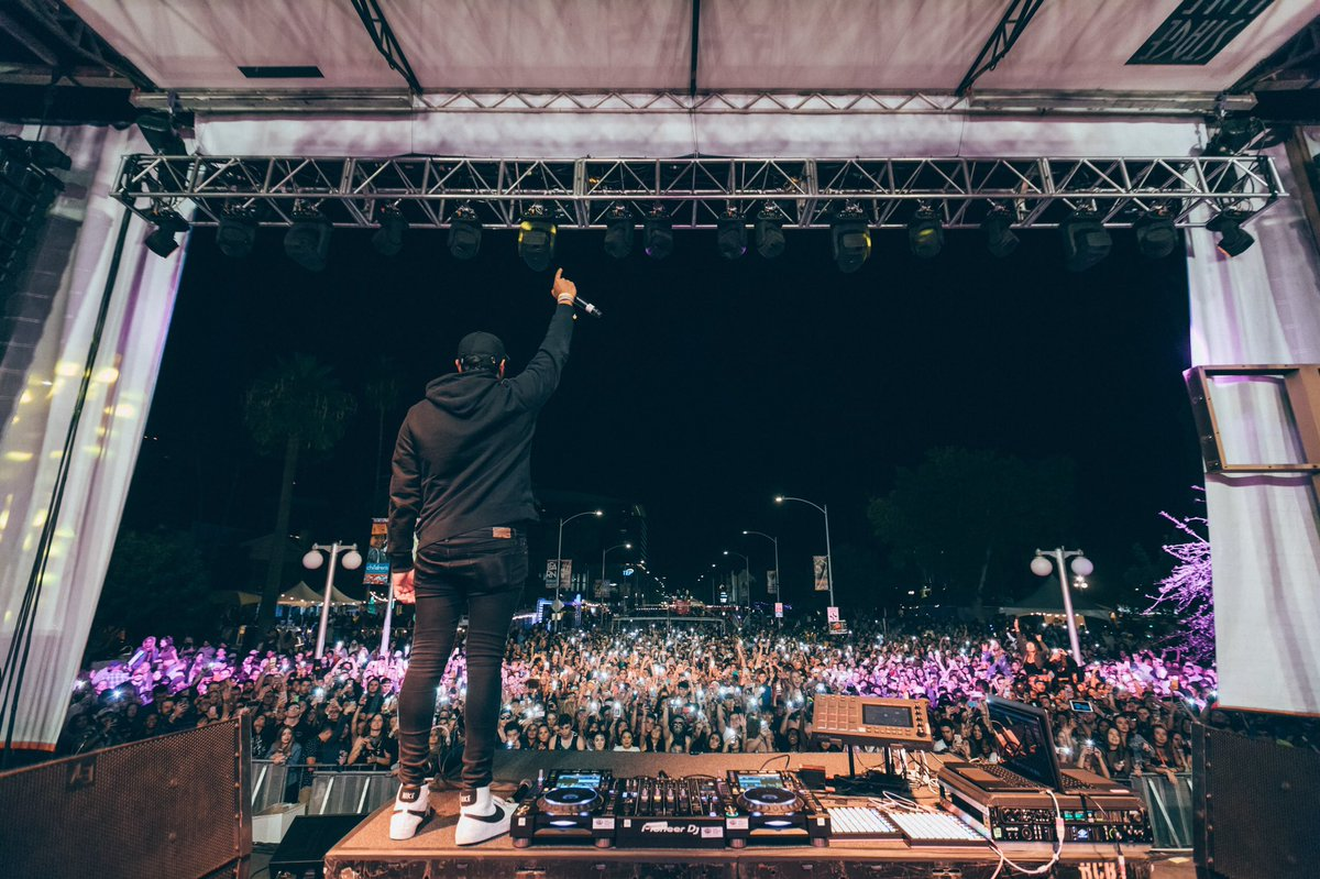 Dusk Music Festival lineup