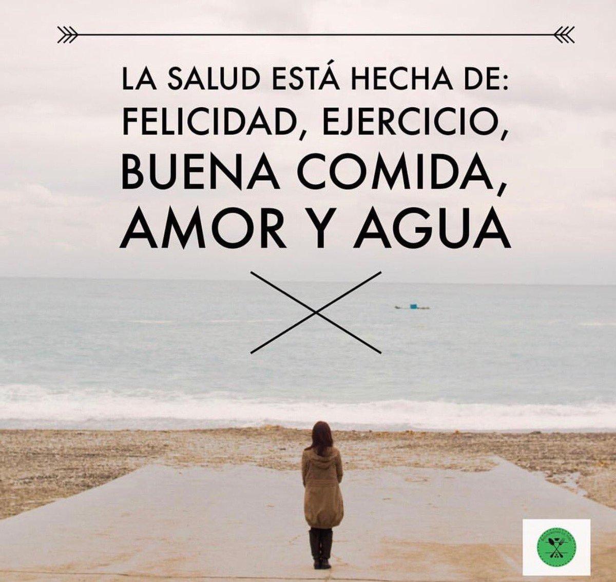 #salud #Felicidad #ejercicio #buenacomida #amor #Agua