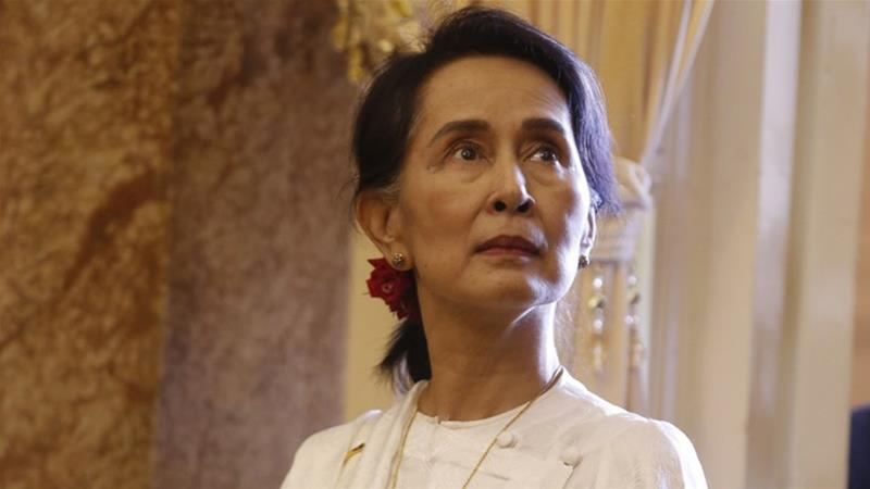 .@AmnestyOnline has stripped Aung San Suu Kyi of its highest honour over her 'indifference' to Myanmar's atrocities against the Rohhttps://t.co/0ID8p4iNOtingya