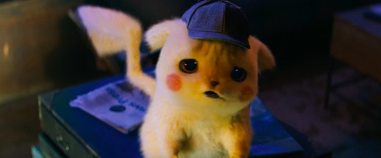 The internet's horrified with Detective Pikachu https://t.co/9KEYZaCVbE