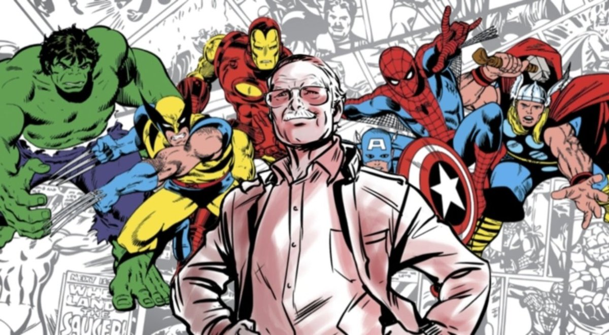 Spider-Man. Iron Man. Captain America. Black Panther. The X-Men. Luke Cage. The Avengers. And the list goes on... Stan Lee fueled the childhood's of me and countless generations. He leaves a legacy of wonder, joy and hope. Thank you and EXCELSIOR! #RIPStanLee