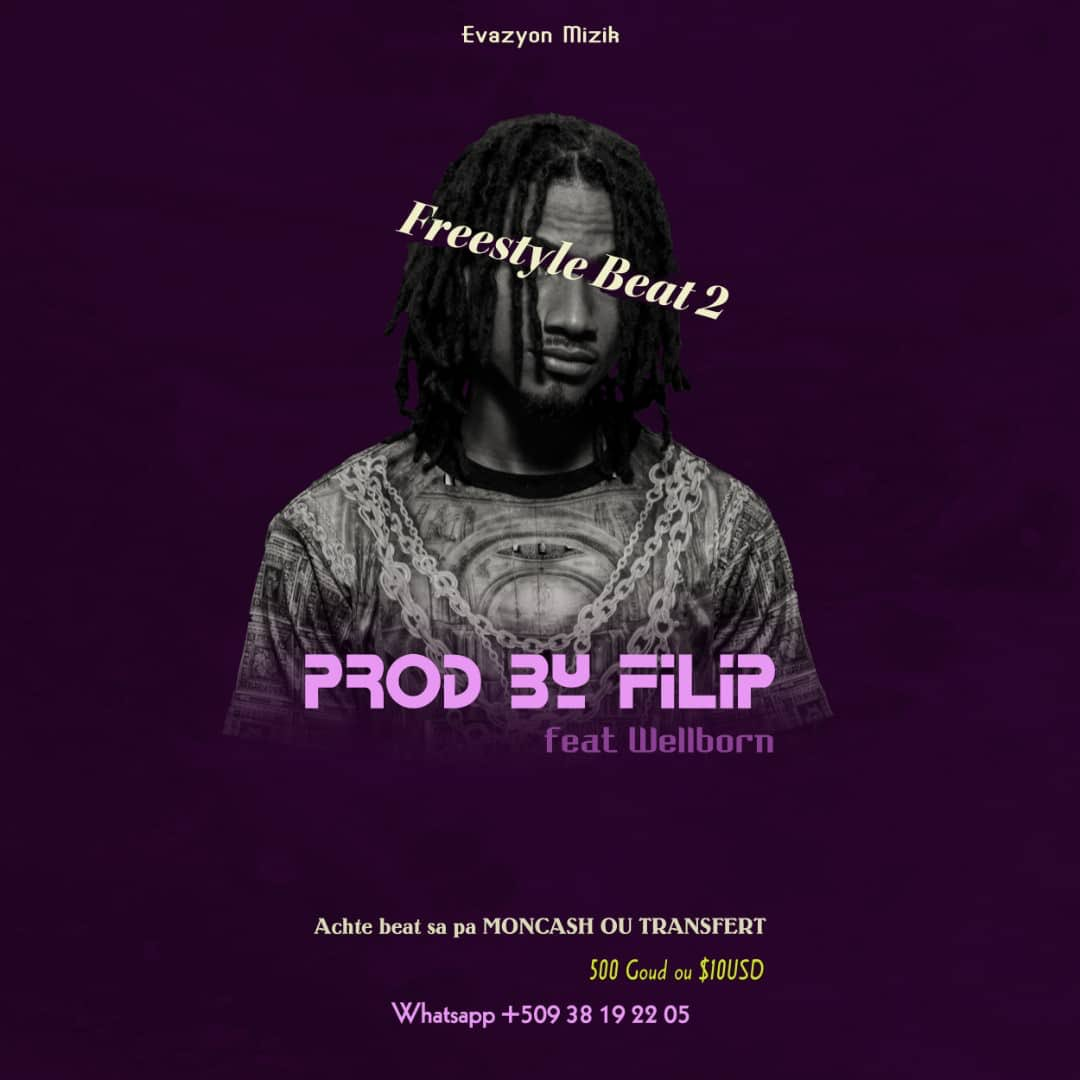 Listen to Prod by Filip - Freestyle beat 2 feat Wellborn by
