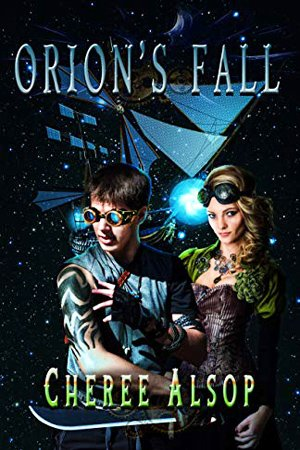 The fall of Orion was the prophecy all of Earth awaited, but when the constellation vanished it jeopardized the entire world… #steampunk @ChereeAlsop https://t.co/UkRn7q6YGe