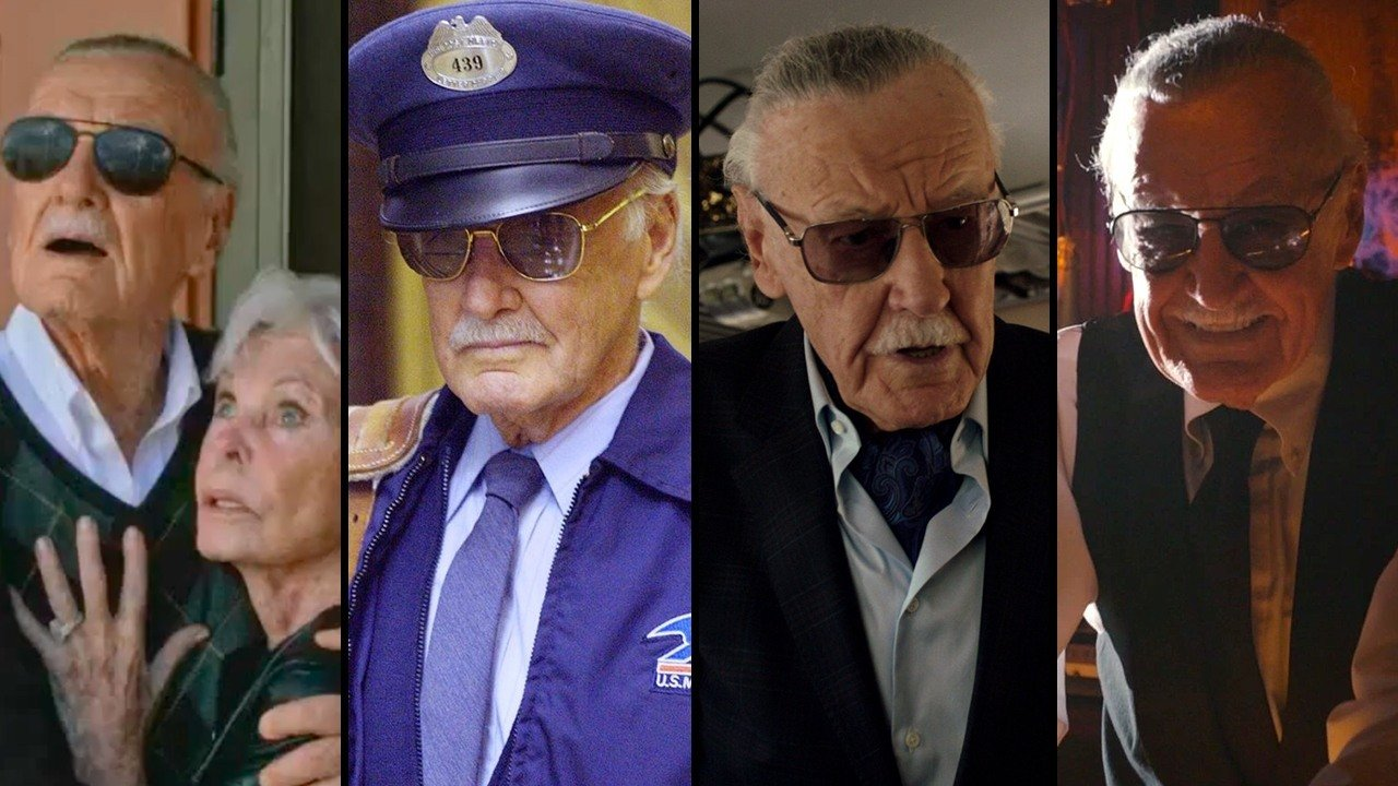 From X-Men to Black Panther, here's every time Stan Lee cameoed in a Marvel film:  https://t.co/2jDzxyLRZe https://t.co/6SNVyng27Z