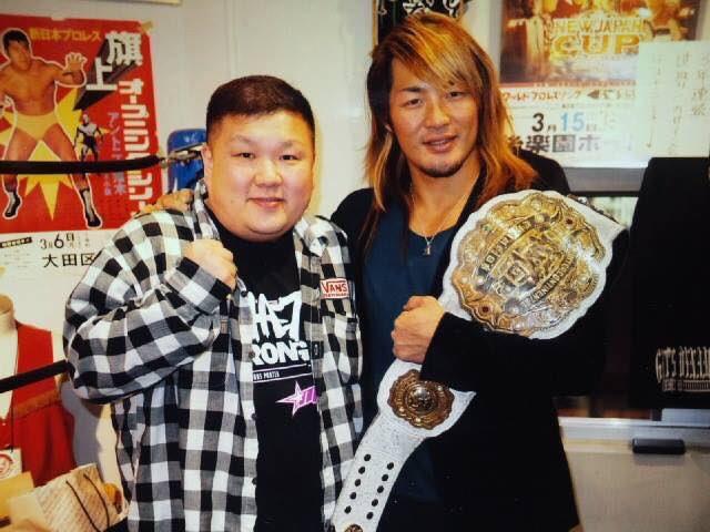 ACE                                       NJPW ACE Hiroshi Tanahashi Happy Birthday Today