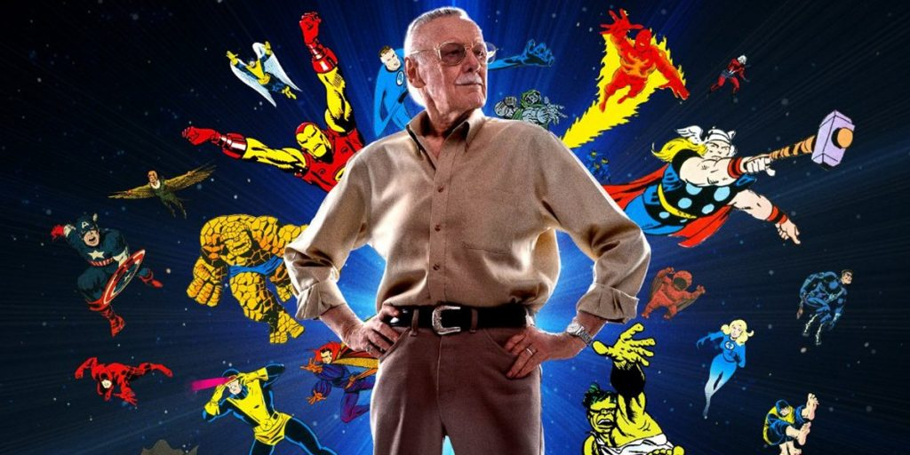 test Twitter Media - RIP #StanLee! Talent is distributed in extremely unbalanced way, considering the work he has done, he does not seem like from this planet! Thank you, Sir! #RIPStanLee #MARVEL #RIP https://t.co/sjJOXQsJAn