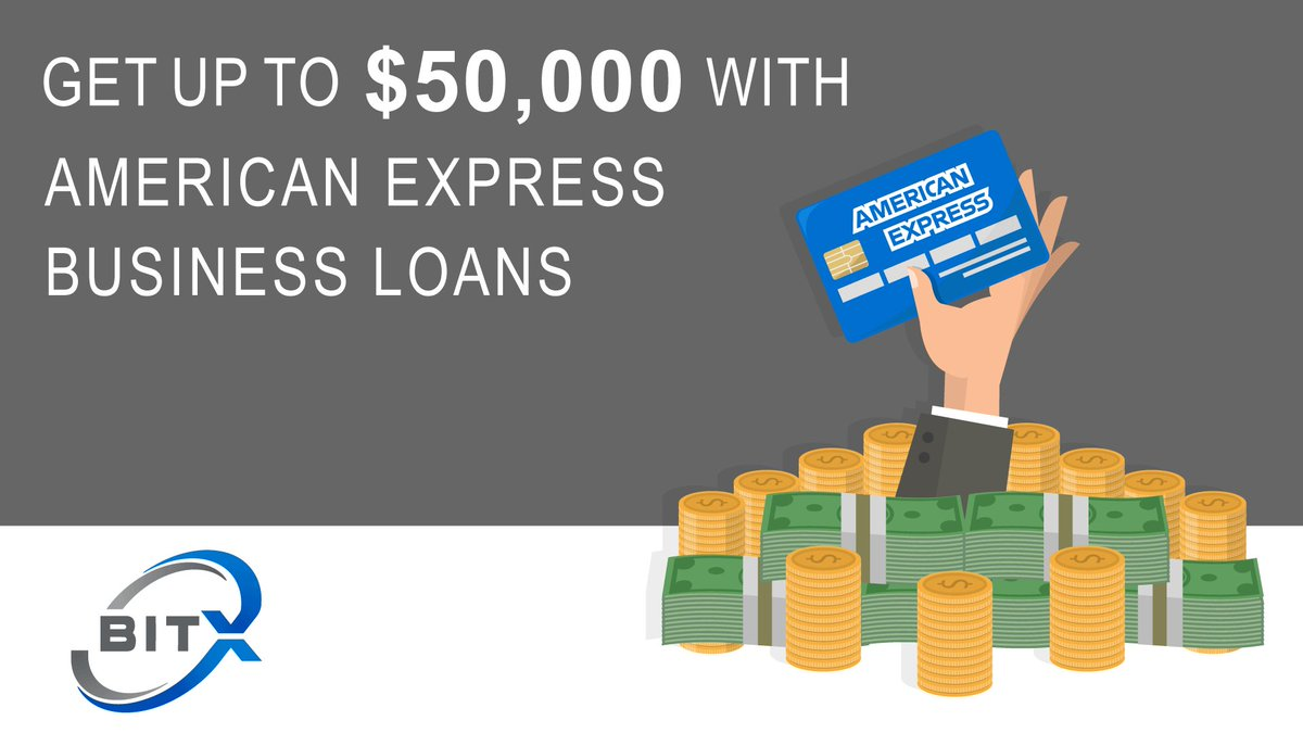 3 Year Loans >> Bitx Funding On Twitter Are You An Amex Business Credit