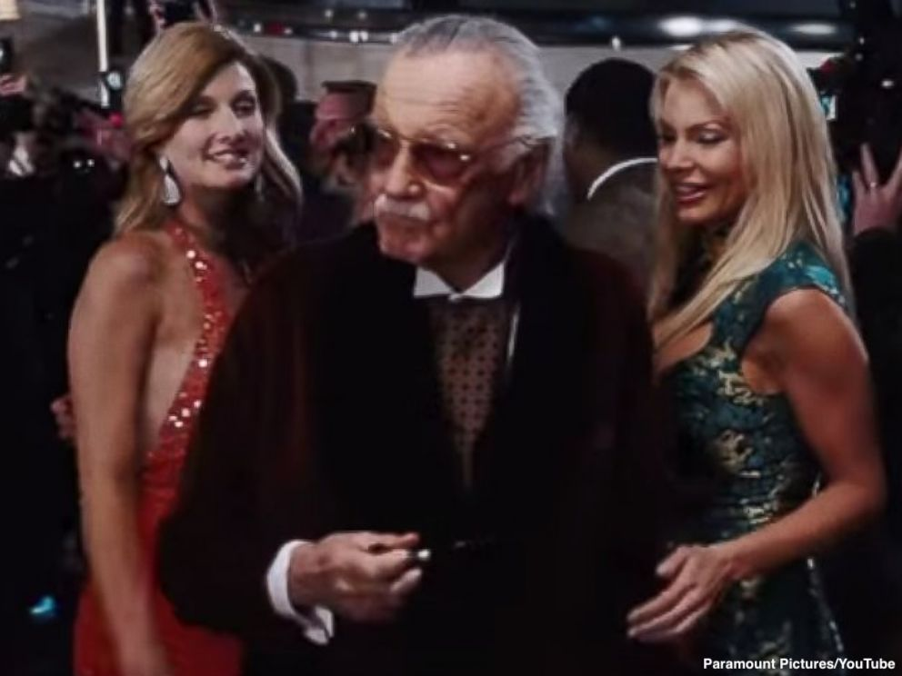 Starting in 1989, Stan Lee made one of his first cameos in  'The Trial of the Incredible Hulk. '  He went on to be featured in every Marvel movie following 2000s  'X-Men, ' including  'Spider-Man ' in 2002, the  'Fantastic Four ' and  'Iron Man ' in 2008https://t.co/6zpddgLqi6.