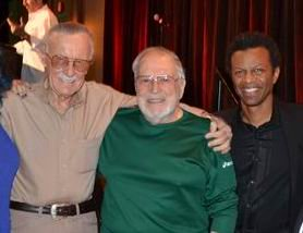 Thank you, Stan, for the gift of your imagination. We will miss you but we will never forget you. EXCELSIOR!!!