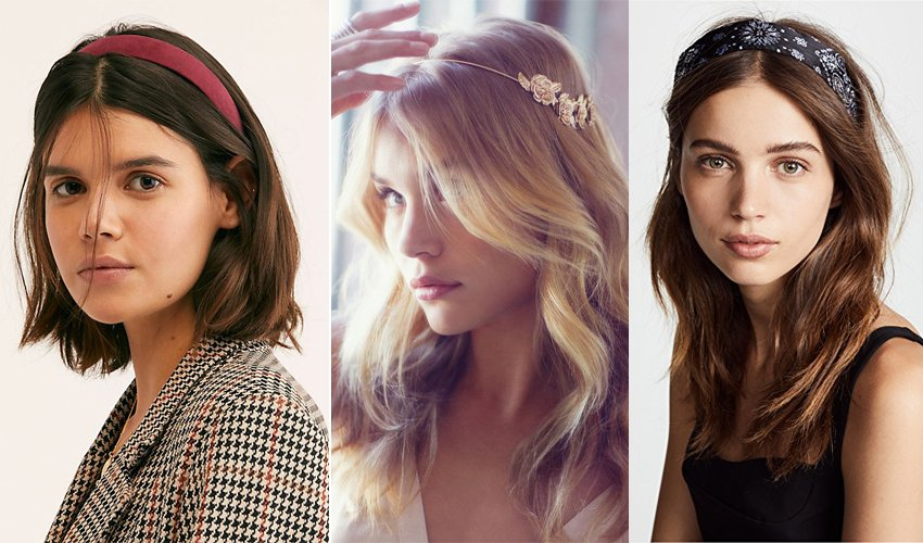 4 Fashion Headbands to Wear While Bullying The New Girl: ow.ly/tFwE50jEVFs